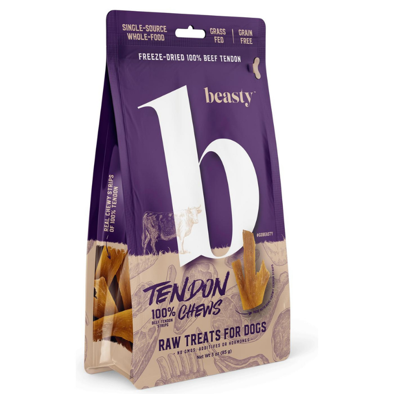 Freeze Dried Beef Tendon Chews