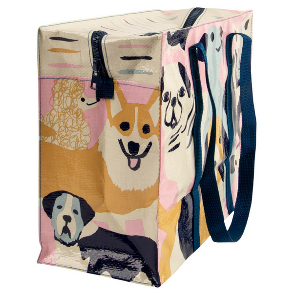Shoulder Tote | Happy Dogs