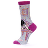Blue Q Women's Socks | My Dog Is Cool As | Peticular
