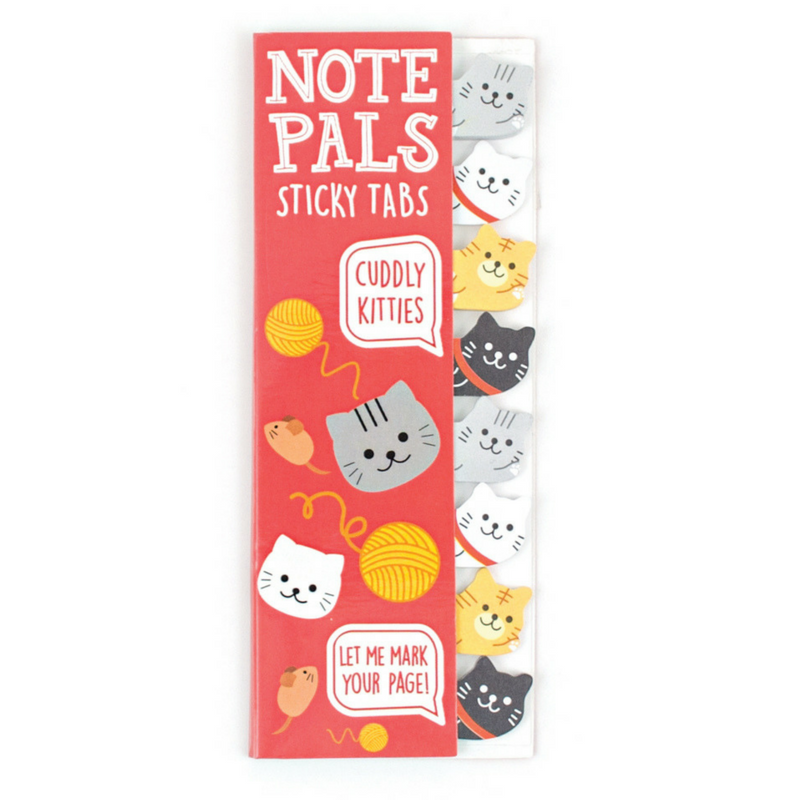 Bobangles Note Pals | Cuddly Kitties | Peticular