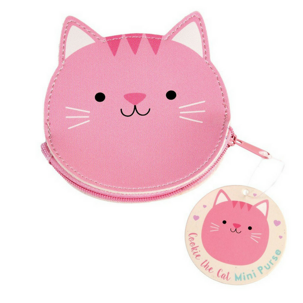 Outliving Coin Purse | Cookie The Cat | Peticular