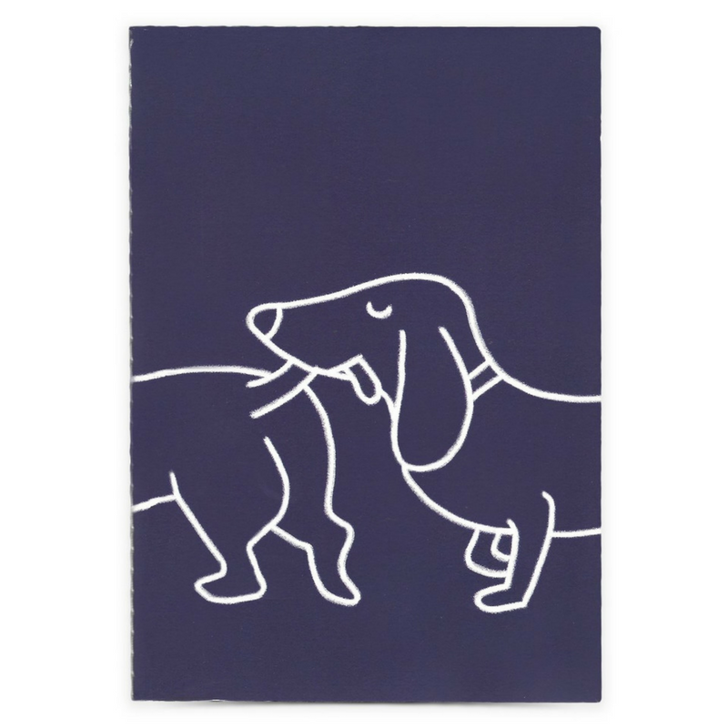 Curated Notebook | Dachshund | Peticular