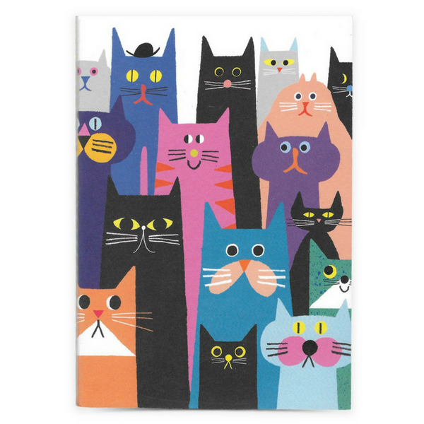 Curated Notebook | Cat Gang | Peticular