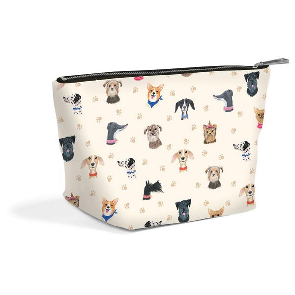 Cosmetic Bag | Doggone Cute