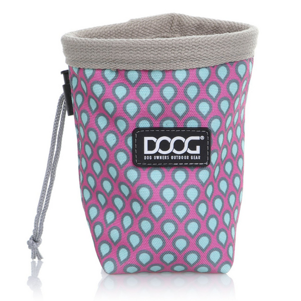 Small Good Dog Treat Pouch | Luna