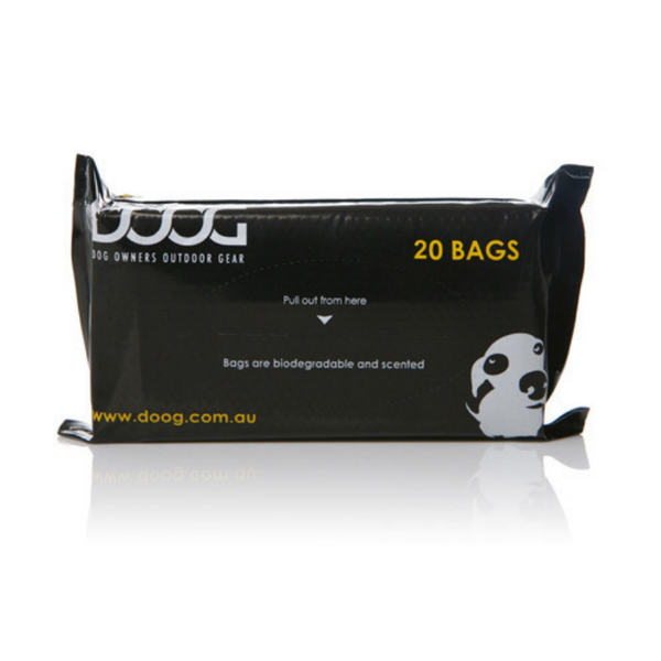 DOOG Pick Up Bags | 1 Pack | Peticular