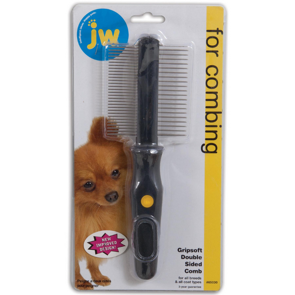 Double Sided Pet Comb