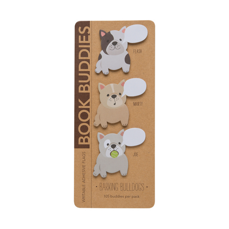 Sticky Notes | Barking Bulldogs Book Buddies
