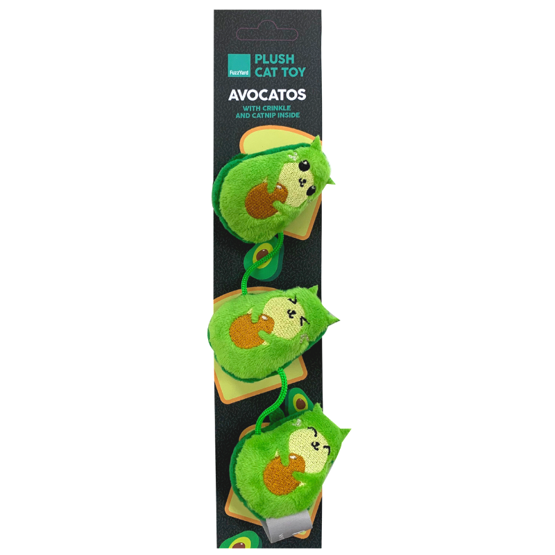 Avocatos Catnip Cat Toy