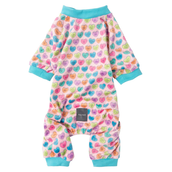 Candy Heart Onesie Pyjamas