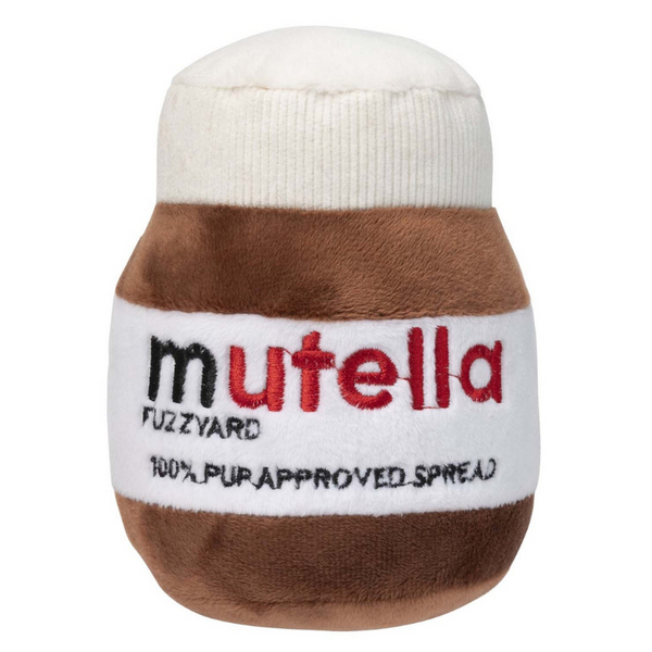 Mutella Plush Dog Toy