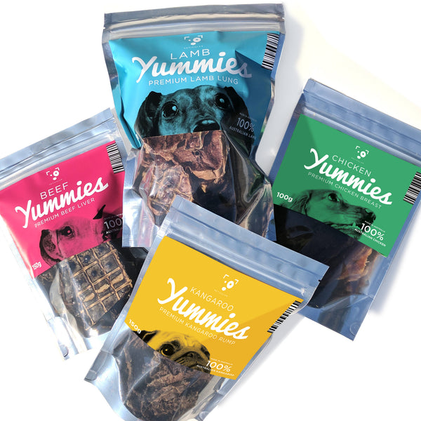 Healthy Pet Treats | Yummies