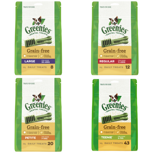 Greenies Grain-Free Greenies Dental Chews | Peticular