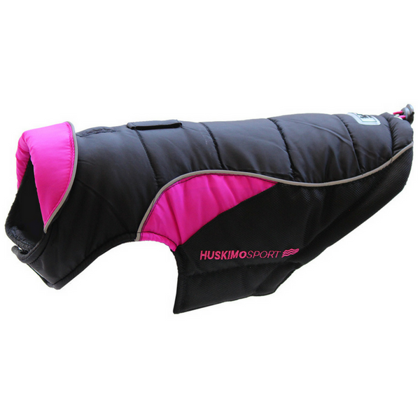 Sherpa Sport Waterproof Dog Coat | Pink