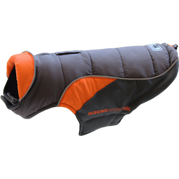 Sherpa Sport Waterproof Dog Coat | Orange