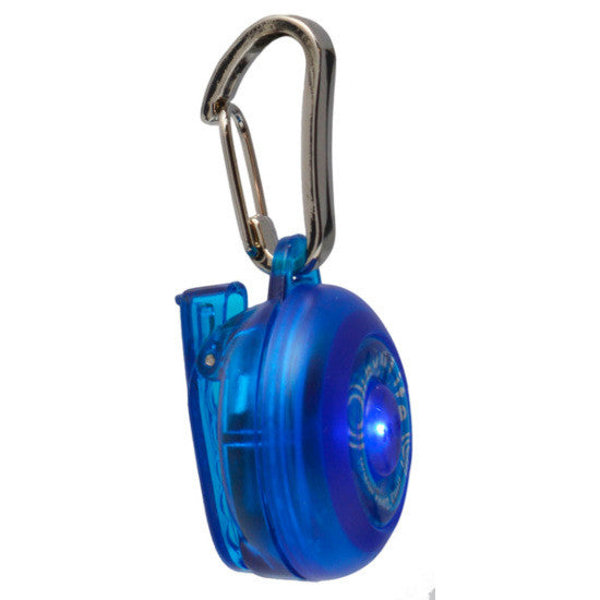 Rogz RogLite Flashing Dog Tag | Blue | Peticular