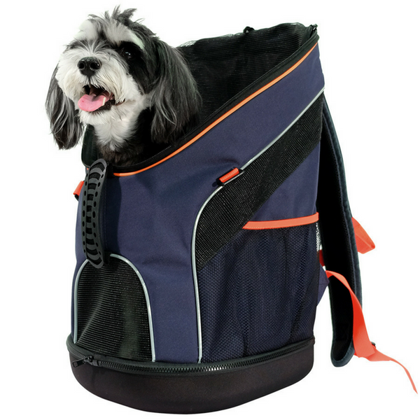 Ibiyaya Ultralight Pet Backpack | Navy | Peticular