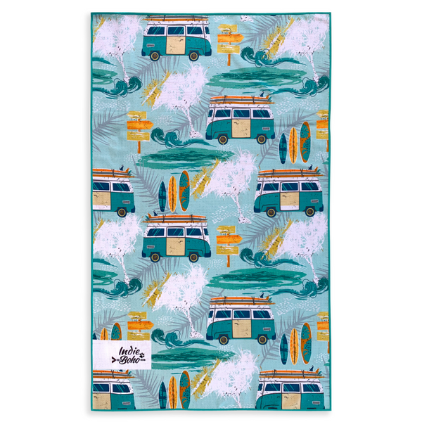 Pet Travel Towel | Byron Surf