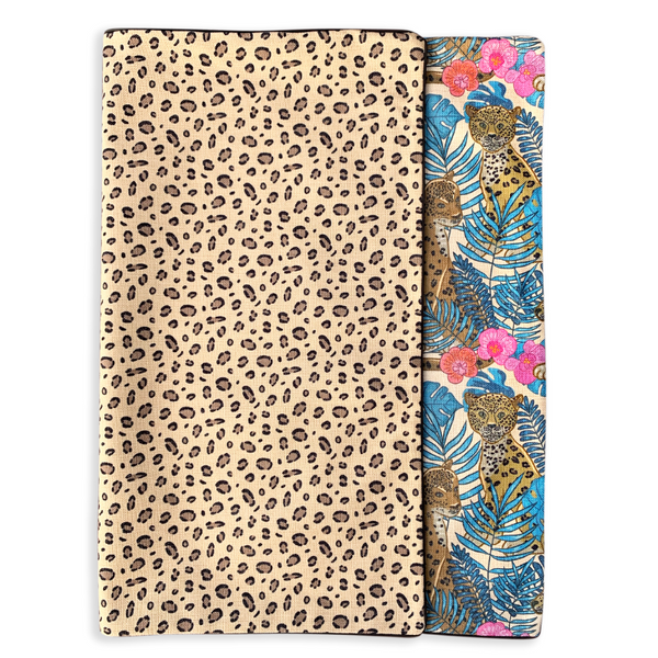 Indie Boho Additional Pet Bed Cover | Leopard Luxe | Peticular