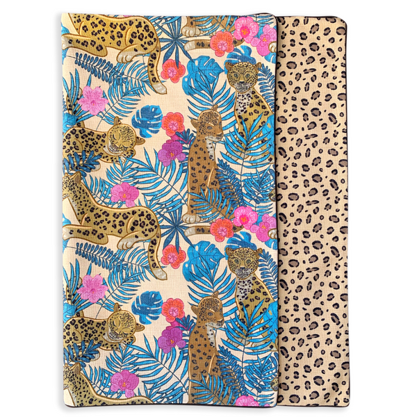 Additional Pet Bed Cover | Leopard Luxe