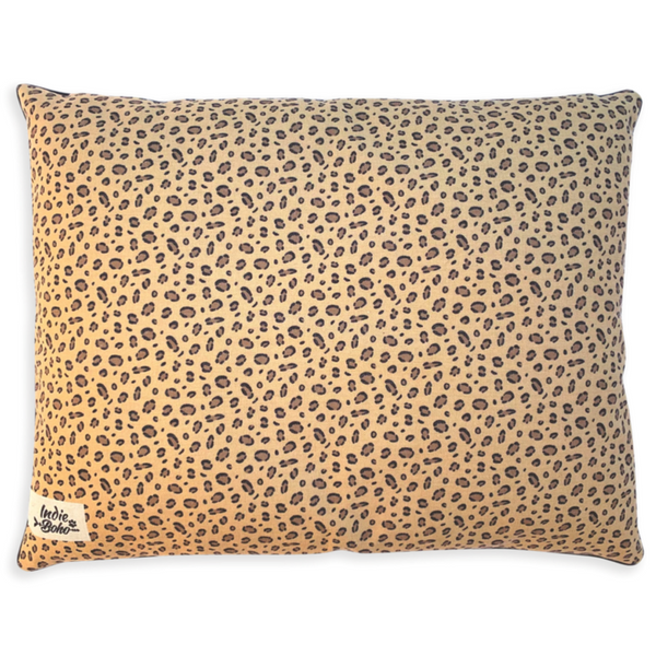 Cushion Bed | Leopard Luxe