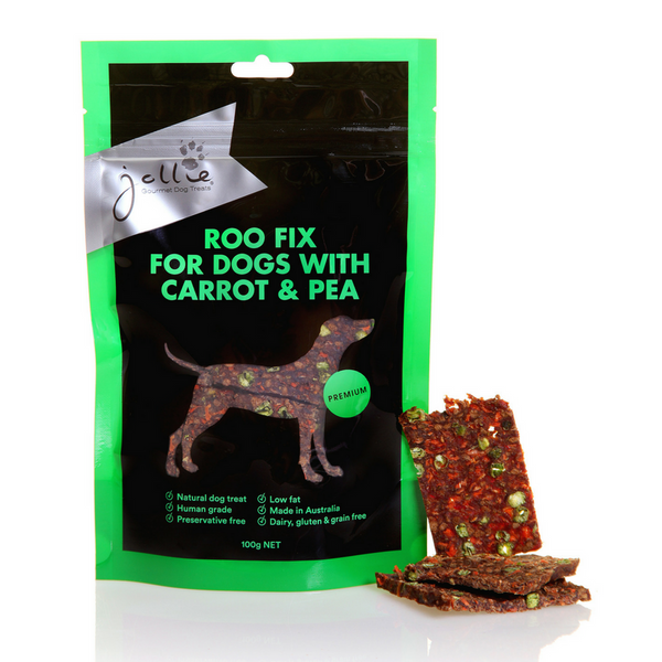 Roo FIX with Carrot and Pea