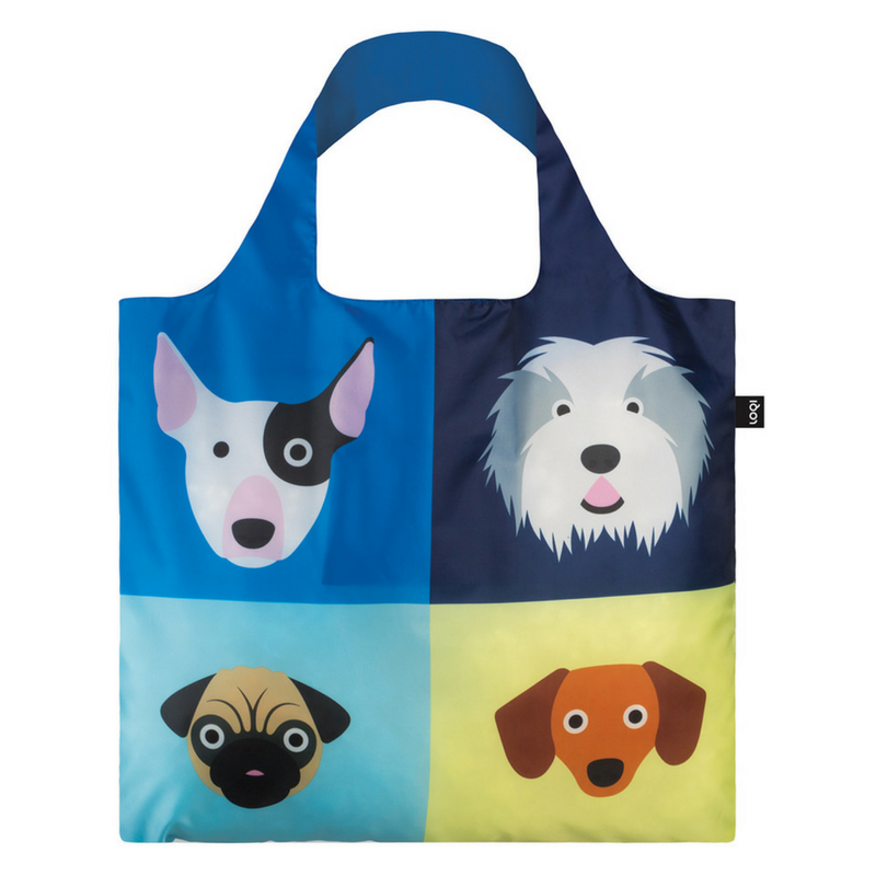 LOQI Shopping Bag | Dogs | Peticular