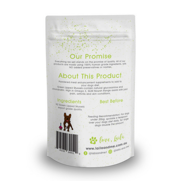 Laila and Me Nourish Meal Enhancer | GLM | Peticular