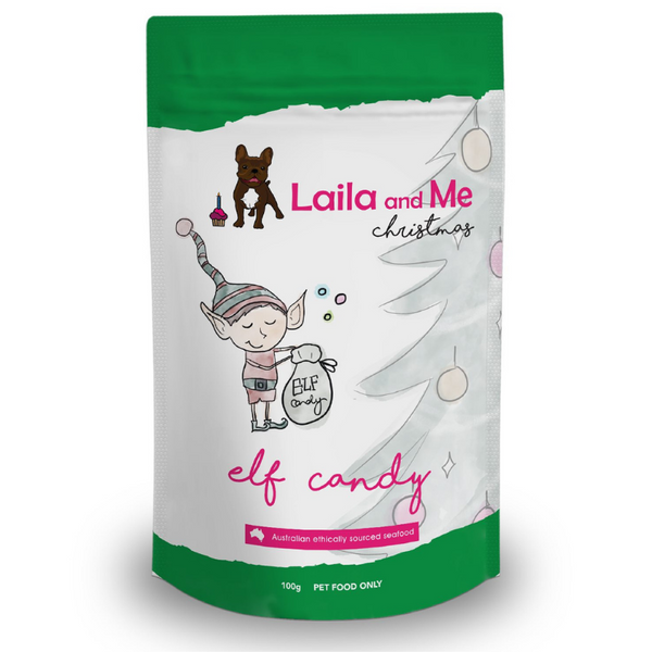 Elf Candy | Christmas Cat & Dog Treats