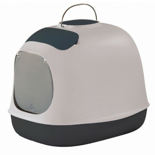 Minu Cat Litter Box | Nougat - Peticular