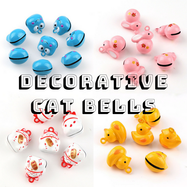 PAWZ Decorative Cat Bells | Peticular