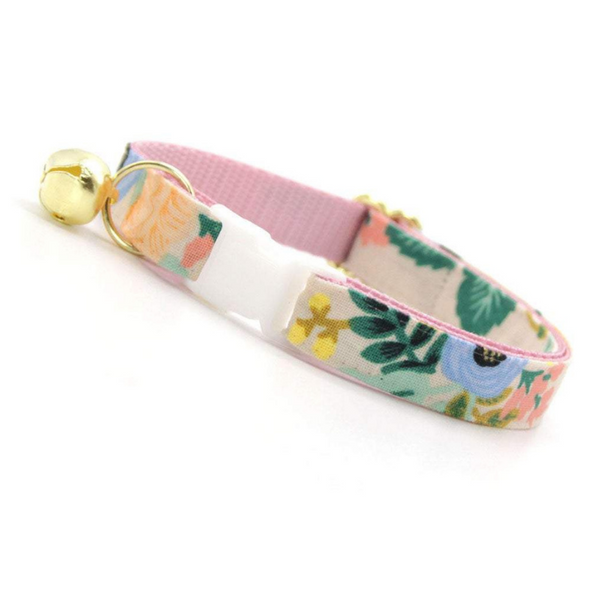 Belle Cat Collar