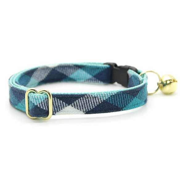 Blue Ridge Mountains Cat Collar