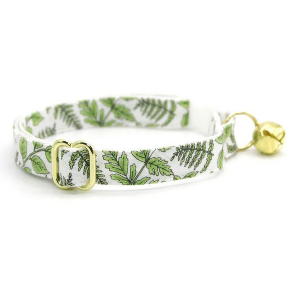 Made by Cleo Fern Forest Cat Collar | Peticular