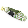 Made by Cleo Avocado Cat Collar | Peticular
