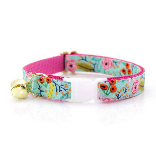 Made by Cleo Clarabelle Cat Collar | Peticular