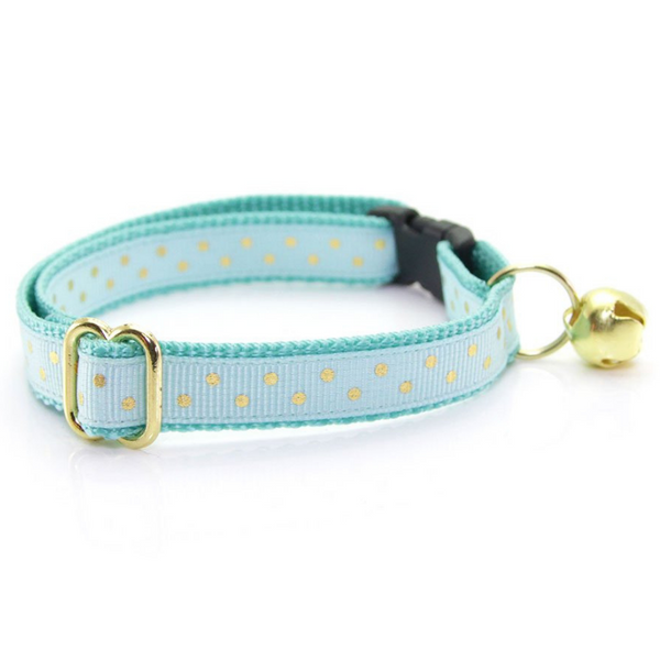 Fly Me To The Moon Cat Collar
