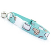 Mint Cookies & Milk Cat Collar