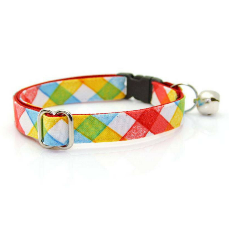 Made by Cleo Pacific Cat Collar | Peticular