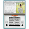 Independence Studios Magnetic Poetry Kit | Puppy Lover | Peticular