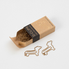 D-Clips Paper Clips | Dachshund