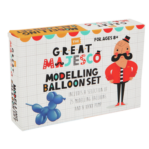 Outliving The Great Majesco | Modelling Balloon Set | Peticular