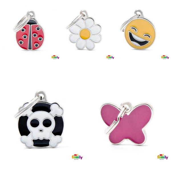 Pet ID Tag | Charms + FREE Engraving