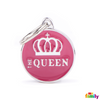 My Family Pet ID Tag | The Queen | Peticular