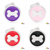 My Family Pet ID Tag | Classic Circle Bone + FREE Engraving | Peticular