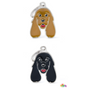 Pet ID Tag | Cocker Spaniel + FREE Engraving