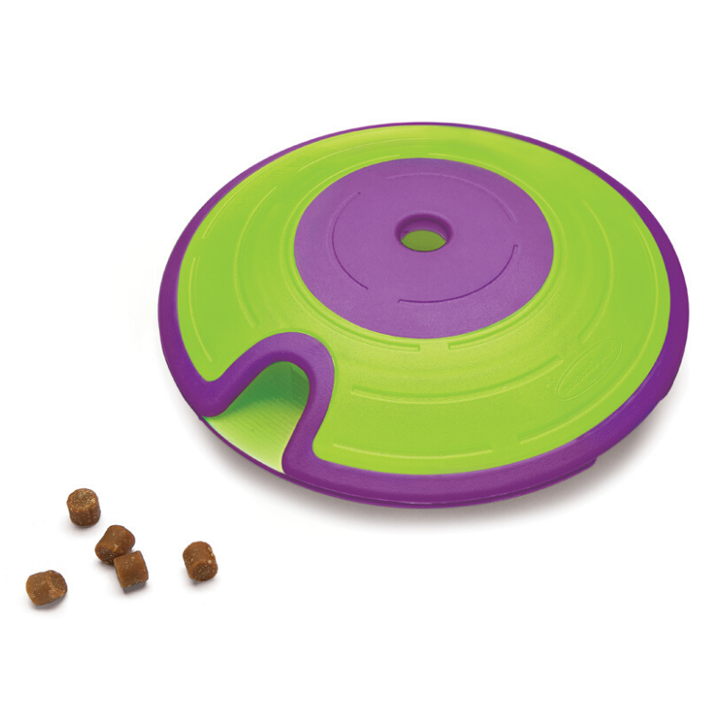 Nina Ottosson Dog Treat Maze Puzzle | Peticular