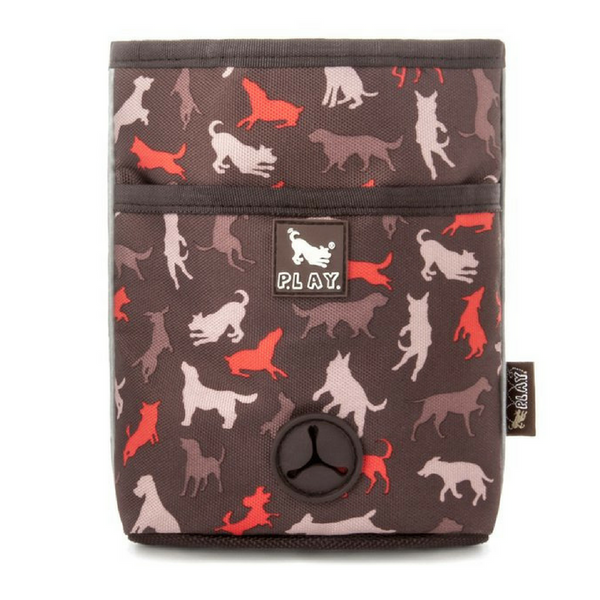 P.L.A.Y Deluxe Training Pouch | Mocha | Peticular