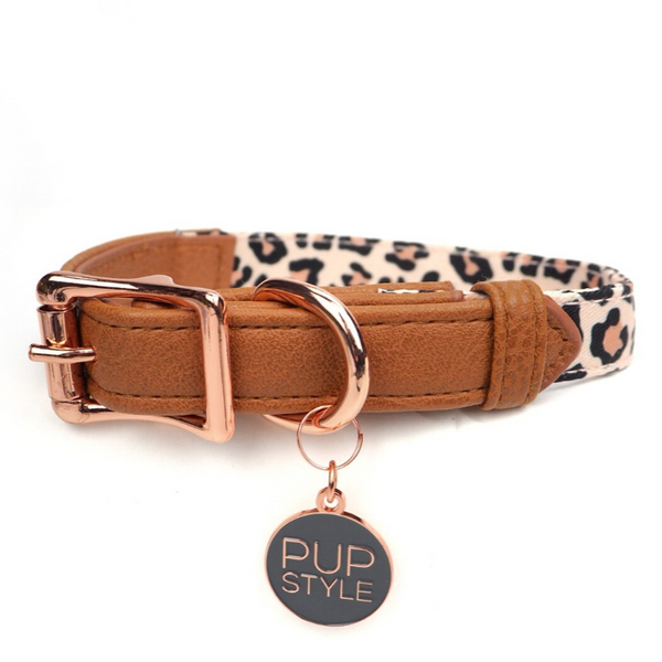 PUPSTYLE Wild One City Dog Collar | Peticular