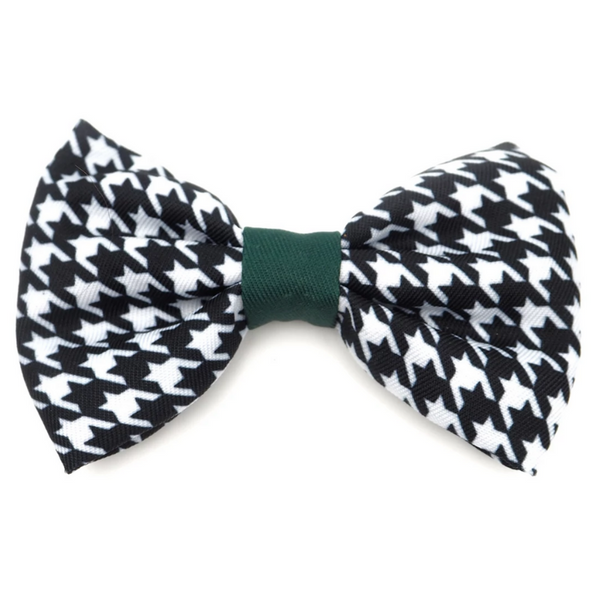 PUPSTYLE Emerald Envy Bow Tie | Peticular